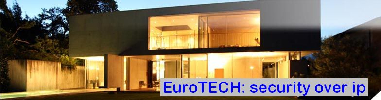 IP Funk Alarmanlage - EuroTECH-LUXT1