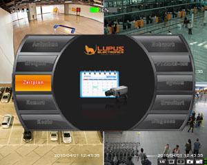 Lupustec LULE800D1 Langzeitrekorder