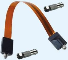 koax kabel fensterdurchf hrung extra d nn set mit adapter f r bnc stecker visitec online shop. Black Bedroom Furniture Sets. Home Design Ideas