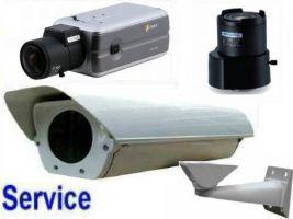179.18 Industrie Außenkamera Komplett-Set Plug`n Play: Sony-CCD Outdoor Überwachungskamera eneo VKC-1392 zur Tag/Nacht-Videoüberwachung Vario (2,9-8,2)F1.0 IR WDR ECL