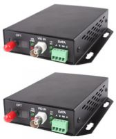 219.15 VCvision VC18193 LWL Multi-Mode 1-Kanal Sender/Empfänger-Set Video/Daten