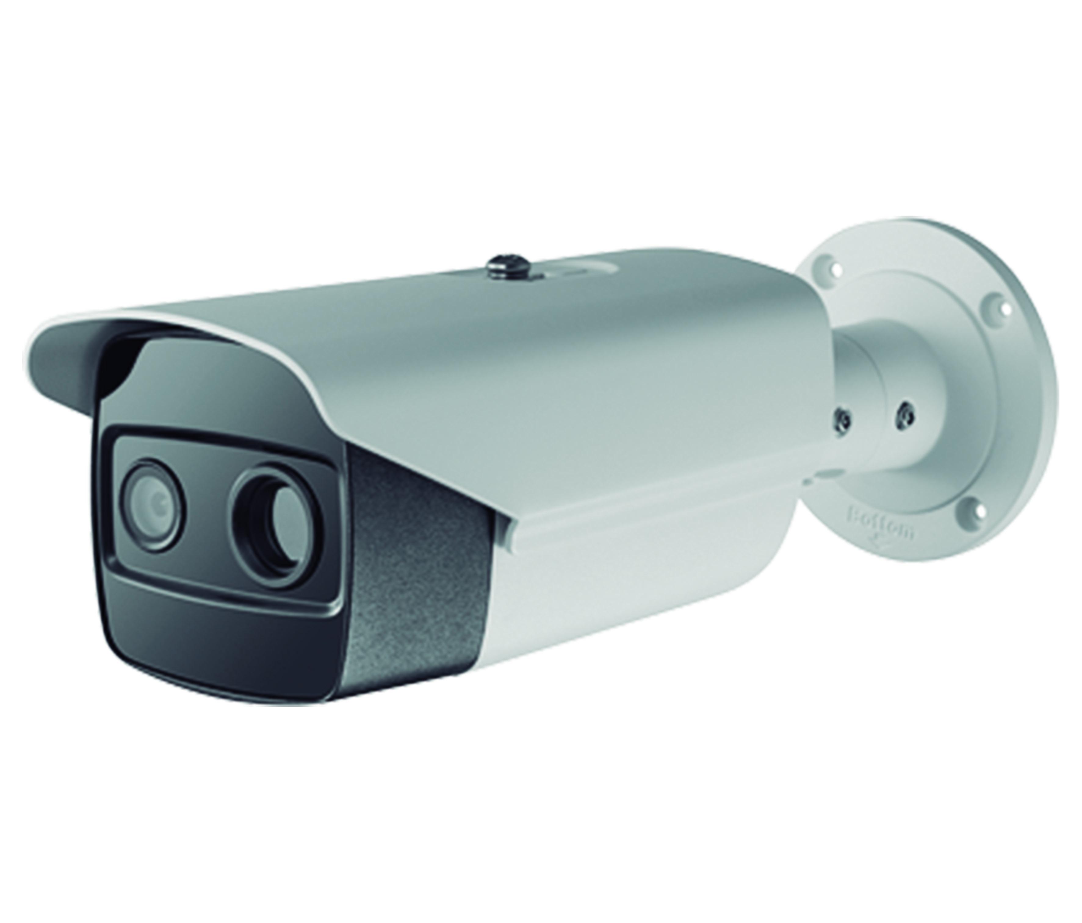cámara termográfica dual