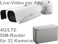E 4G/LTE Mobilfunkkamera Set 441-AK