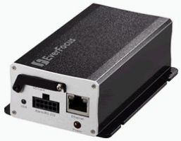 184.71 EverFocus EMV200S Digital-Rekorder für SD-Card zur mobilen Videoüberwachung 2 Kanal 50fps/D1 H.264 GPS-Modul
