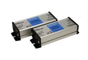 Nitek EL1551U Ethernet Extender, bis zu 460m über Zweidraht, 1x 100BaseT- Port, TX/RX-Set
