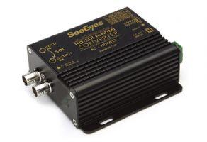 SeeEyes SC-HDR01S Konverter, HD-SDI nach HDMI, 1x HD-SDI Eingang, 1x HD-SDI, 1x HDMI Ausgang, 12VDC