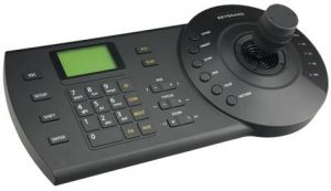 SANTEC KSC-USB-NET Tastatur für die Steuerung von SANTEC Rekordern + analog. und IP Kameras