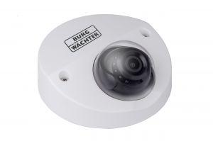 238.30 SANTEC SNC-441FDIF 4 MP Mini IP-Kuppelkamera 2,8 mm Festobjektiv, IR-LED, IP-66., Mikrofon (Pegel-Alarm), IVA Videoanalyse