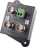 223.13 VCvision aktiver Video-Verteiler, 1 Eingang auf 2 Ausgänge, 10dB Verstärkung