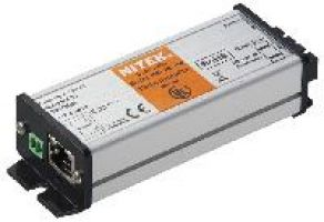 Nitek MM-100-POE Medienkonverter, 1 Port Multi Mode, 10/100, Duplex-Fiber, SC, PoE+