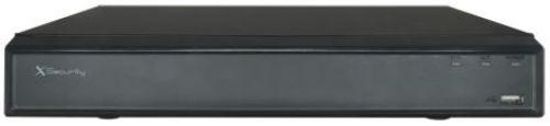 EuroTECH DA3206 HD Multinorm Pentabrid Digital-Videorekorder 32(32) Kanal, 32xBNC/Koax (analog FBAS/AHD,TVI,CVI) + oder 32x IP