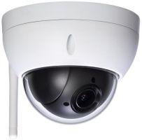 238.058 EuroTECH WLAN/LAN Speed-Dome DA3061PTZ : Doppel-Full-HD 4MP Indoor/Outdoor Tag/Nacht IP-Kamera, WLAN und LAN, IP-66/67, Push via App, ONVIF, H.265(+), Videoanalyse, 4x optischer Zoom, Rekorder für SD-Card