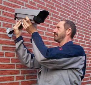 I09 Montage Videoüberwachung u. Alarmtechnik